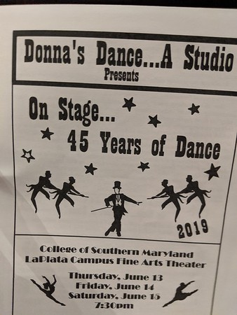 2019-06-14 - Anjelle's 2nd Day Dance Recital