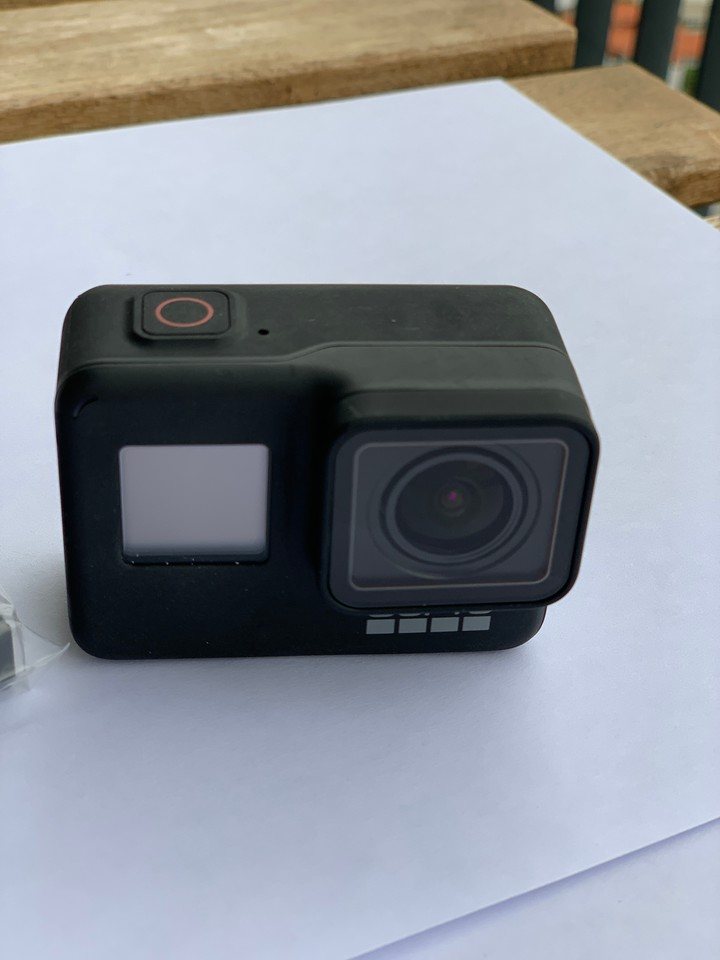 Hello GoPro Hero 7 Magic