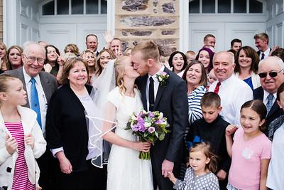 Clay & Kaylee - Wedding Day