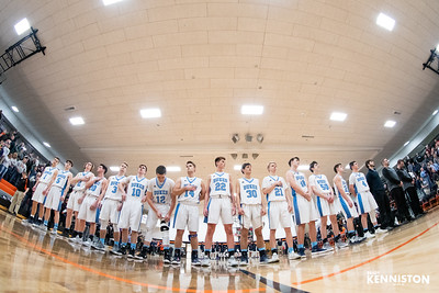 3-5-19 Garber Boys Varsity Basketball
