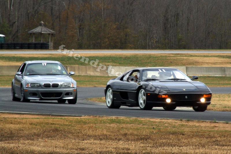 BMW M3 & FERRARI 355