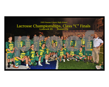 2009-06-04 Lynbrook HS Boys Lax Nassau County Champships Final vs Garden City, June 4th, 2009, 4-11