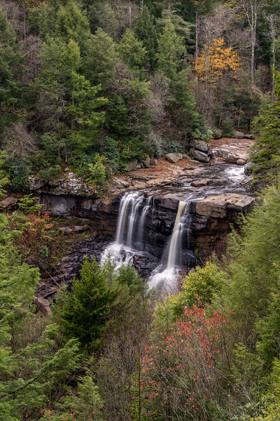 Blackwater Falls, Autumn