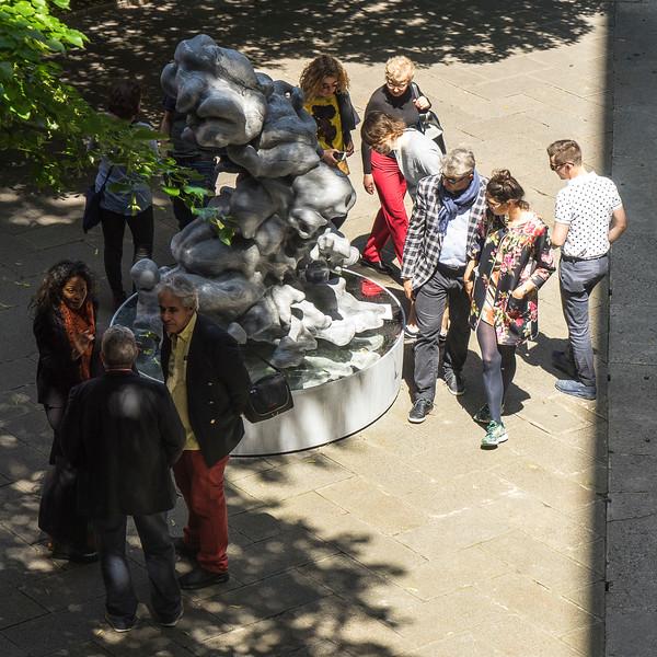 Cumulus | Marble Cloud Sculpture at theVeniceBiennale