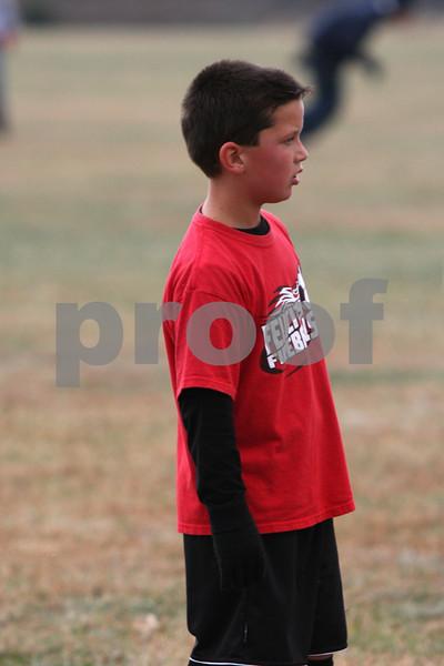U-7 boys Williamsburg vs Felicity '10