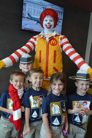 McDonalds Field Trip: Goods and Services