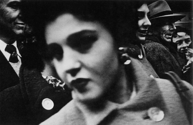 Famous Street Photographers - William Klein