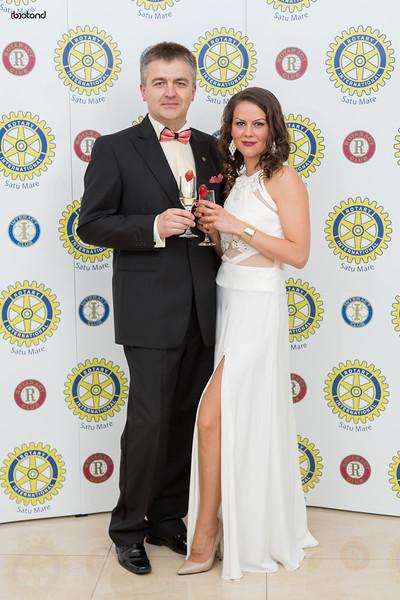 Clubul Rotary Satu Mare - Bal 2015