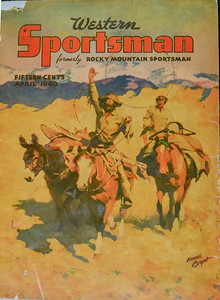 Western Sportsman April 1940