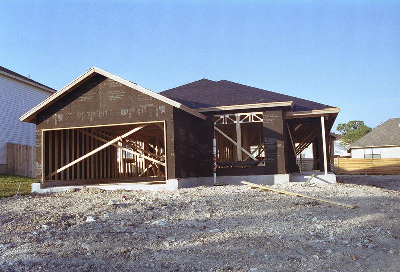 1998 11 25 - Mom's house being built 01.jpg