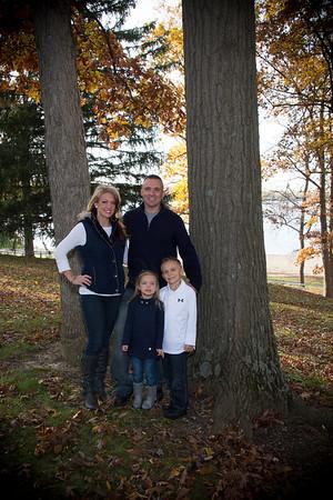 Jennifer & Mike Family 112016