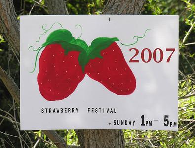 Strawberry Social 2007