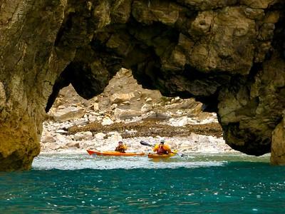 Jurassic Coast Sea Kayaking