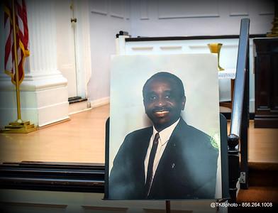 Memorial Service - Edwin J. Harris Jr