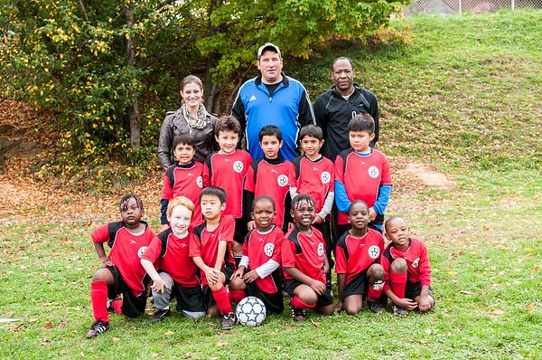 Soccer Team 2012