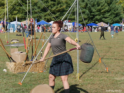 Festival - Scottish Games 2015