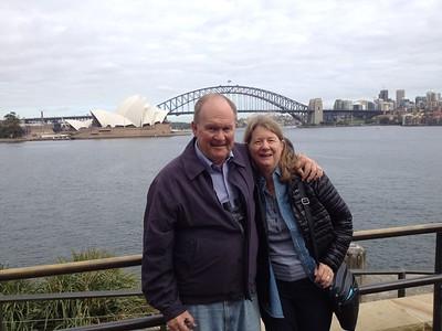 Australia Trip, September 25 - October 25, 2014