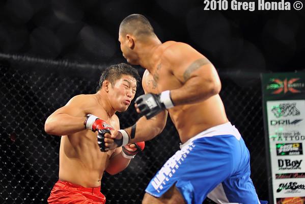 Satoshi Ishii vs Sase Paogofie