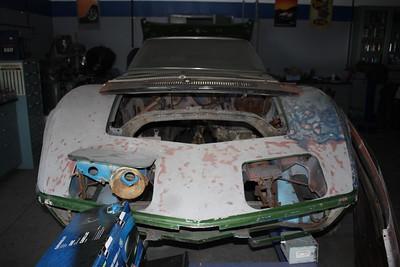 1969 Corvette 454