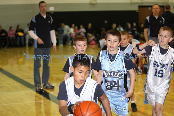 Aiden Basketball 2012