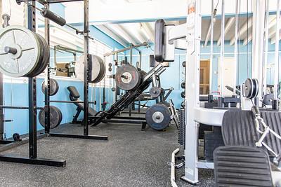 Jamar - New Gym
