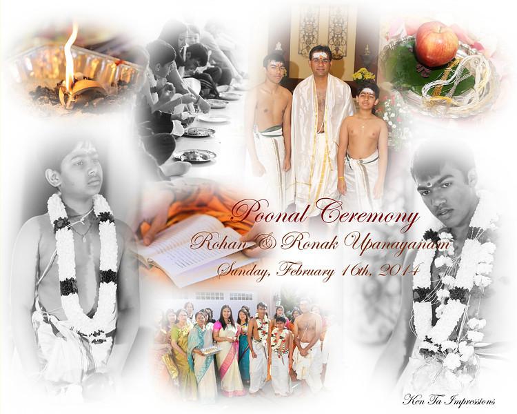 Rohan & Ronak's Upanayanam (Selected)