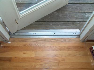 2004.03 Rear Patio Door