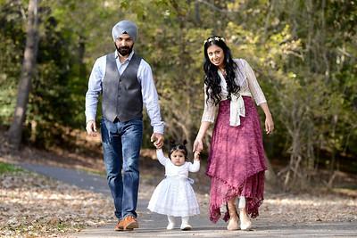 Singh Family Portraits