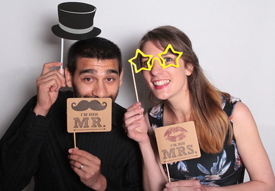 Jake and Stacey's Photo Booth