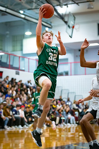 2020-01-24 | JV Boys | Central Dauphin @ CD East
