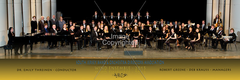 2015 - WIND AND SYMPHONIC BAND