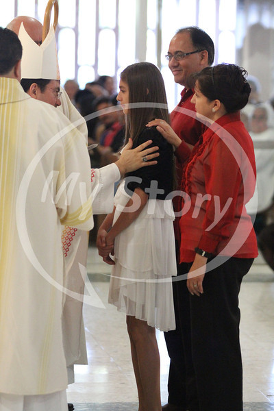 Confirmation at St Paul