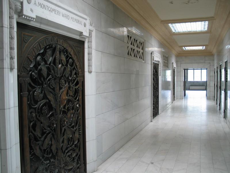 A. Montgomery Ward Memorial