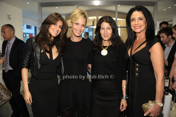 Gezelle Javaheri,Suelyn Farel, guest, Donna Soloway
