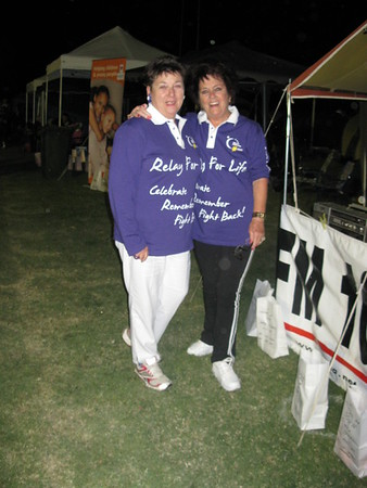 5/3 and 6/3/11 Relay for Life