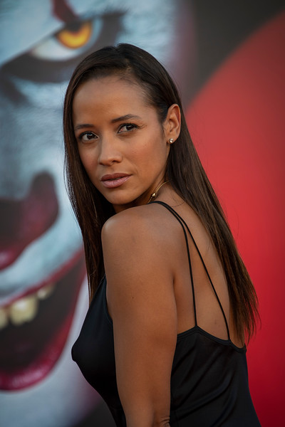 """WESTWOOD, CA - AUGUST 26: Dania Ramirez attends the Premiere Of Warner Bros. Pictures' """"It Chapter Two"""" at Regency Village Theatre on Monday, August 26, 2019 in Westwood, California. (Photo by Tom Sorensen/Moovieboy Pictures)"""
