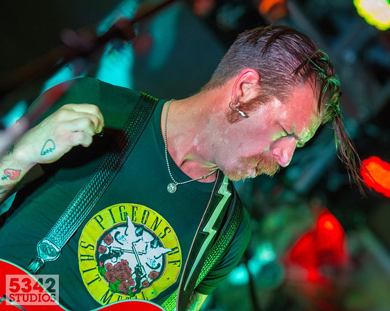 Eagles of Death Metal at Rusty's SXSW