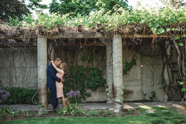 James & Sarah {Engagements}