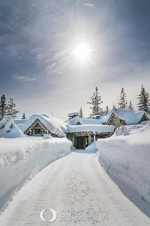 Valhalla Residence • Winter