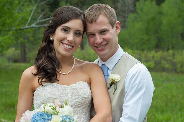 Megan + Trevor // Wedding
