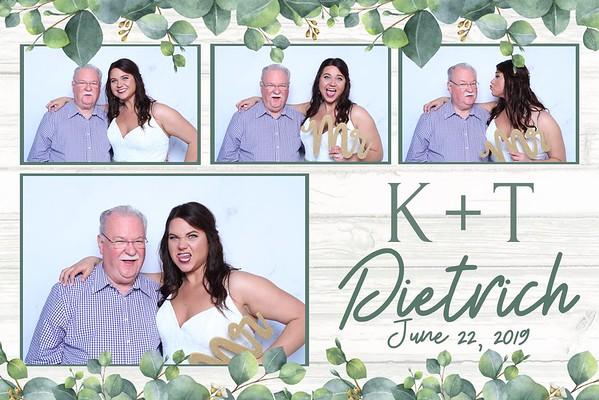 Kristin & Tadd - June 22, 2019