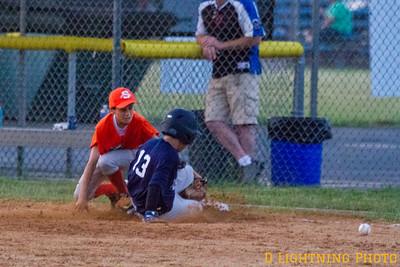 6/08 Little L Oriels vs Yankees