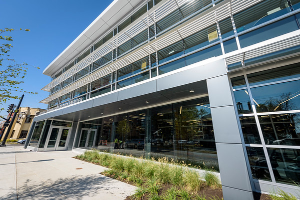 Bechtel Innovation Design Center Dedication