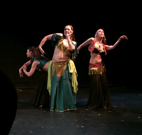 Belly Dance Events 2017