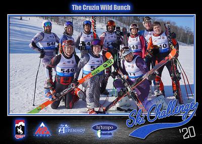 Wild Mountain Sunday DAY Team Photos - 2020