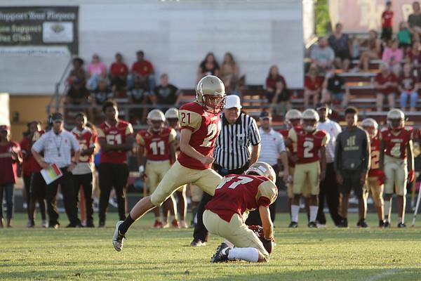 James Coste - Florida State High School - Kicker - 2017 Spring Game