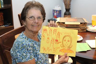 Silvia's 72nd Birthday