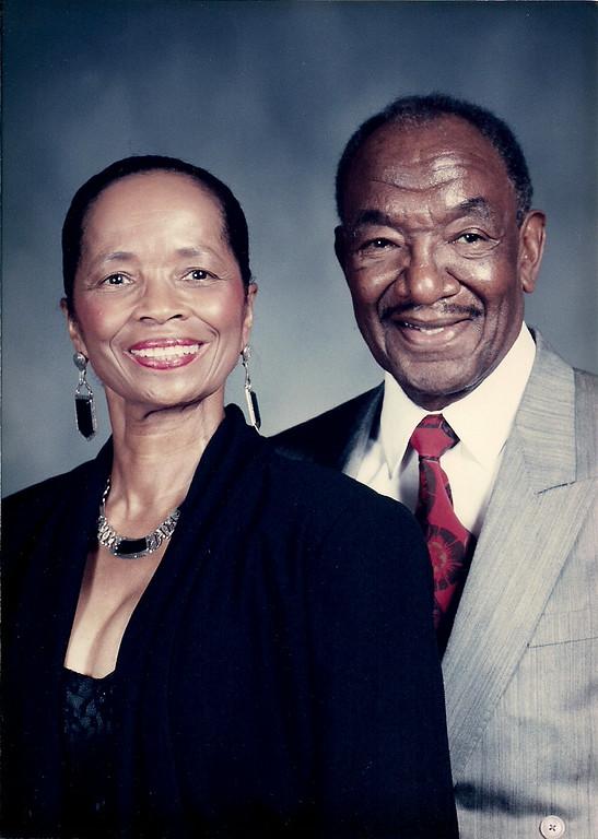 . Edna and John Mosley (Photo courtesy of the Mosley family)