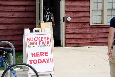 Welcome Week Buckeye Job Fair 2009