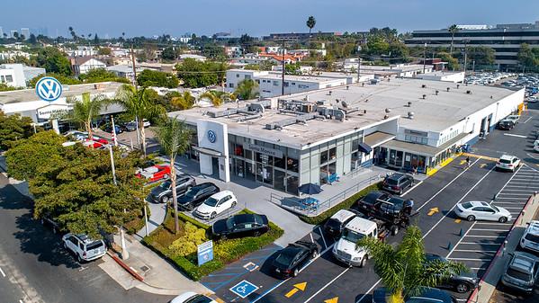 Santa Monica Volkswagen October 2020